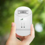 New Mini Home Ozone Air Purifier Cleaner Negative Ionizer Diffuser Sterilization