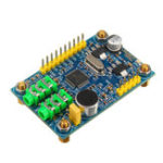 New VS1053 Module MP3 Player Audio Decoder Board OGG/WAV Coding For STM32 Microcontroller Development Board