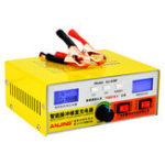 New 130V-250V 400W Motorcycle Car Intelligent Automatic Charger For Pulse Repair Charger Lead-acid Battery