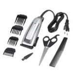 New Surker Professional Electric Hair Clipper Men Kids Trimmer