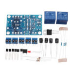 New 5pcs Audio Speaker Protection Board Amplifier Components DC Protect Kit DIY