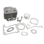 New 52mm Cylinder Piston Kit Gasket Bearing Repalce Engine For Husqvarna 272 272K 272XP 268