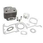 New 52mm Cylinder Piston Kit Gasket Bearing Repalce Engine For Husqvarna 272 272K 272XP 268