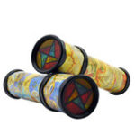 New Large Kaleidoscope Children's Doring Mirror Toy Creative Nostalgic Gifts For Students