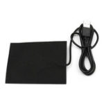 New 35℃-55℃ USB Electric Heating Pads Adjustable Heated Suit Thermal Warm Winter