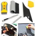 New Professional Window Tint Tools Kit Film Tinting Scrapers Vinyl Sheet Installation