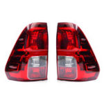 New Car Rear Left/Right Tail Light Brake Lamp Assembly without Bulb for Toyota Hilux Revo 2015-2018