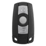 New 3 Buttons Remote Key Fob With CR2025 Battery For BMW 1 3 5 6 7 Series E90 E92 E93