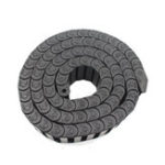 New 10*30mm L1000mm Drag Chain Opening Plastic Towline With End Connectors for 3D Printer CNC Part