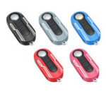 New 3 Buttons Remote Key Case Cover For Fiat 500