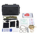 New 26 in 1 SOS Emergency Survival Equipment Gear Tactical Outdoor Camping Hunting Tools Kit