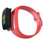 New Bakeey B63 Heart Rate Blood Pressure Oxygen Monitor Remote Camera Intelligent Reminder Smart Watch