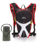 New 15L Waterproof Bike Backpack Outdoor Sports Cycling Camping Hiking Storage Bag