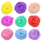 New Fluffy Foam Slime Clay Ball Supplies DIY Light Soft Cotton Charms Slime Cloud Craft Antistress Toy