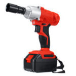 New 128VF/188VF Electric Wrench 350Nm High Torque Impact Wrench Cordless 1/2 Batteries 1 Charger