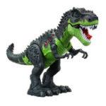 New Emulational Spinosaurus Dinosaur Toys Play Set Light Up Sound Walking Dinosaur World