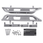 New TFL C1401-138 Stainless Steel Edge Bumper Pedal C For 1/10 RC Car Parts