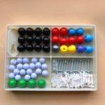 New 125Pcs Organic Chemistry Molecular Structure Medical Model Kit General & Organic Molecule Atom Bonds Student Set