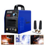New 220V ZX7-200 LCD Handheld Electric IGBT  Inverter MMA ARC Welding Machine