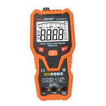 New Intelligent Digital Multimeter Voltmeter Auto Range Professional Ammeter NCV Frequency