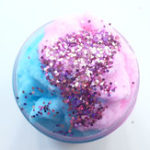 New Slime  Crystal Cotton Clay Marshmallow Glitter Brushed Decompression DIY Gift Stress Reliever
