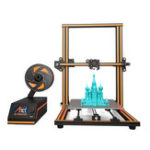 New Anet® E16 3D Printer DIY Kit 300*300*400mm Printing Size Support Offling/Online Printing With 250g Filament 1.75mm 0.4mm Nozzle