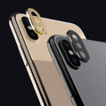 New 2 Packs TOTU Aluminum Alloy Rear Camera Lens Protector For iPhone XR/XS/XS Max