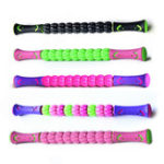 New KALOAD Colorful Colorful Gear Massager Yoga Stick Combination Massage Roller Fascia Muscle Relaxation Bar Leg Fitness