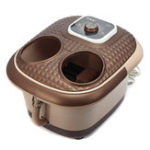 New 220V 500W Foot Spa Bath Electric Massager