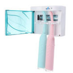 New Automatic UV Sterilizer Electric Toothbrush Holders