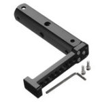 New Extension Plate Mount 1/4 Screw Hot Shoes L Bracket Grip Stabilizer for DJI Ronin S Gimbal