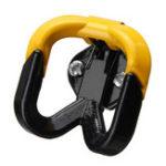 New Motorcycle Hook Hanger Helmet Gadget Glove Universal Yellow For Honda/Kawasaki/Yamaha/Scooter