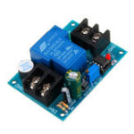 New 3pcs Universal 12V Battery Anti-discharge Controller with Delay Anti-over-discharge Protection Board Low Voltage Undervoltage Protection