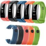 New Bakeey Replacement Silicone Watch Band for Smart Watch Band Huawei Band 2/Pro