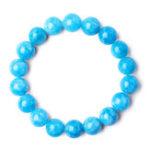 New Vintage Natural Blue Bead Bracelets