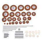 New Tenor Alto Saxophone Pads and Roller Screws Sax Repair Tools
