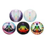 New Round Style Decoration Mat Yoga Meditation Carpet Floor Mat