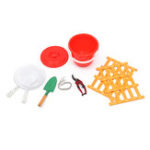 New 7Pcs/Set Elementary Science Collection Fishing Tool Biological Laboratory Equipment Teaching Instruments