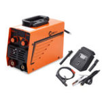 New Portable MMA Welding Machine Inverter Electric Welding Tools Digital Display Current Regulation 220V MMA-300
