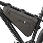 New BIKIGHT 5/8L Bike Front Tube Bag Triangle Frame Storage Bag Waterproof Outdoor Bicycle Pouch