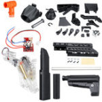New Modified Parts And Original Replacement Accessories For LeHui Vector V2