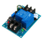 New Universal 12V Battery Anti-discharge Controller with Delay Anti-over-discharge Protection Board Low Voltage Undervoltage Protection
