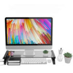 New Tempered Glass USB Notebook Laptop Stand Cooling Pads