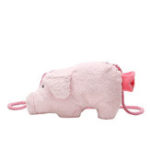 New Women Cute Pig Crossbody Bag Chic Handbag