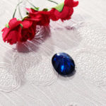 New Exquisite 14.23CT Royal Blue Sapphire 13x18mm Oval Cut AAAAA Loose Gemstone Decorations