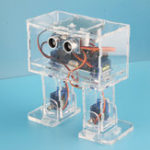 New DIY STEAM Arduino Nano Dancing RC Robot Educational Robot Toy With Servos