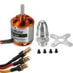 New D2836-6 Brushless Motor DC 7.4-11.1V 11A Motor