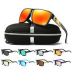 New DUBERY D008 Polarized Sunglasses Square Sport Driving Helm Sun Glasses Eyewear
