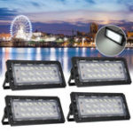 New 70W 76 LED Flood Light Spot Outdoor Lamp Waterproof Garden Landscape Light