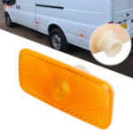 New Side Marker Lights Lamp Cover Housing for Ford Transit MK7 06-14 MK6 00-06 Jumbo 1671689